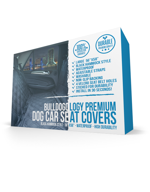 Rear Dog Seat Covers Large