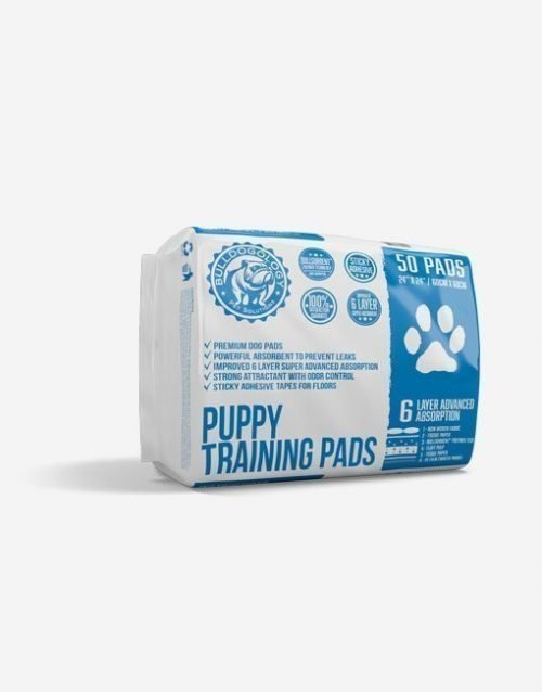 Bulldogology Premium Puppy Pads 50