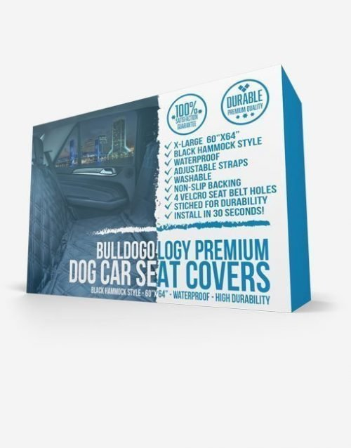 Rear Dog Seat Covers XL