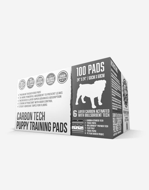 """Carbon Activated 100 Count Large 24x24"""""""