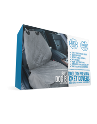 Grey Front Seat Covers