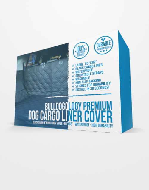 Bulldogology Cargo Liner Large