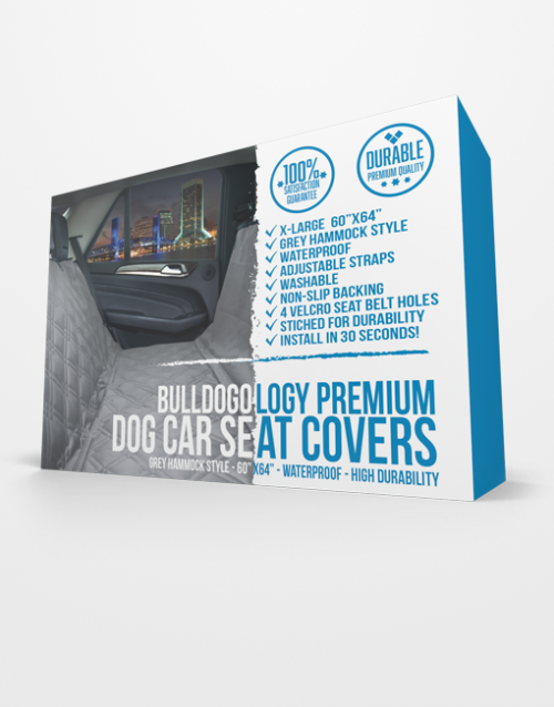 Rear Dog Seat Covers XLarge