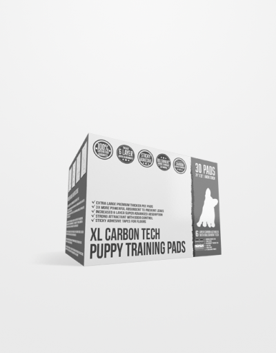 30 Count Carbon Pads XL