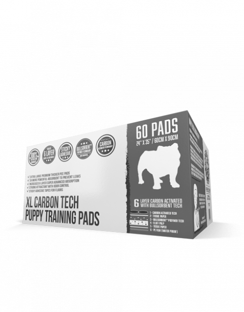 60 Count Carbon Pads XL