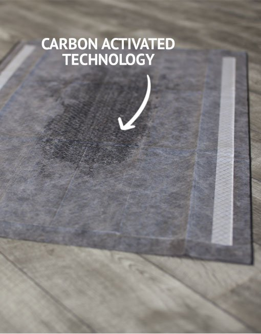 6 Layers Carbon Technology Absorbency