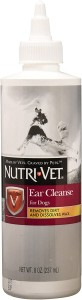 Nutri-Vet Ear Cleanse for Dogs | Cleans & Deodorizes