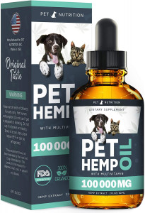 Oil Dogs Cats - 100 000 MG