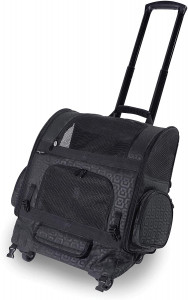 Gen7 Compact Roller Pet Carrier for Dogs and Cats