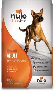 Nulo Adult Dog Food- Grain Free, All Natural Dry Pet Kibble for Large and Small Breed Dogs